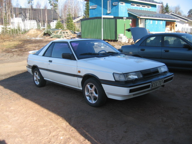 Picture of 1987 Nissan Sunny, exterior