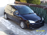 2007 Ford Focus ZX3 SE, 2007 Ford Focus SE Hatchback picture, exterior