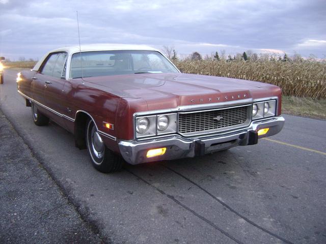 Chrysler Newport 1973 1973 Chrysler Newport 1973