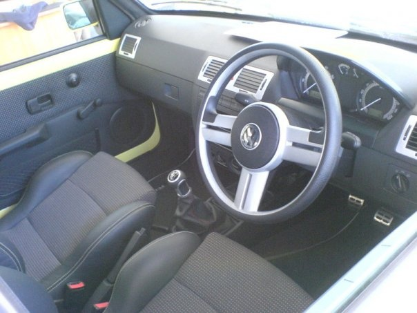 Picture of 2008 Volkswagen Citi, interior, gallery_worthy