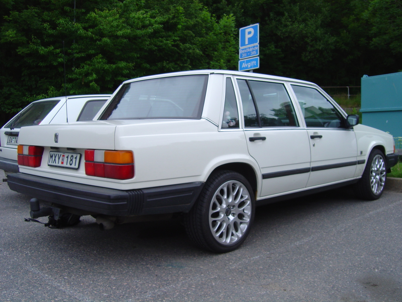 1986 Volvo 740 Pictures Cargurus