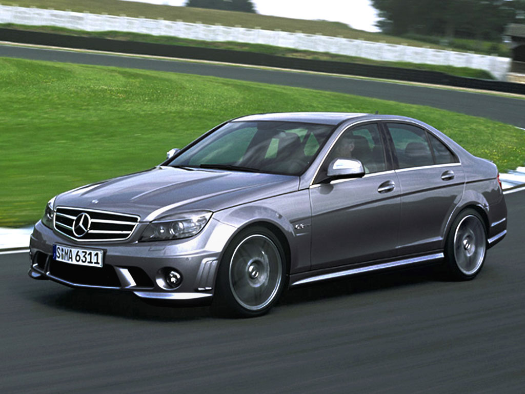 picture of 2009 mercedes benz c class c63 amg exterior 15106. Black Bedroom Furniture Sets. Home Design Ideas