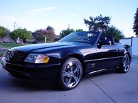 2000 Mercedes-Benz SL-Class SL 500, Perfect in every way.. must sell, exterior