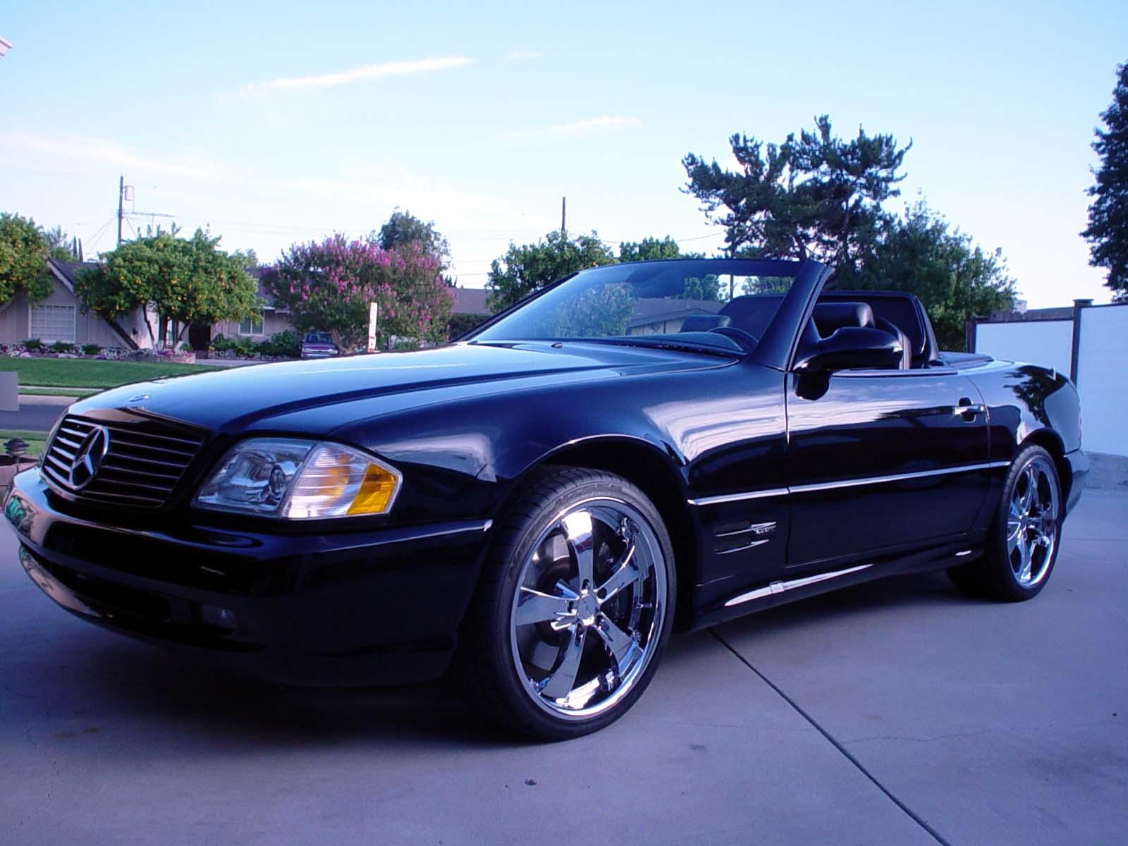2000 MercedesBenz