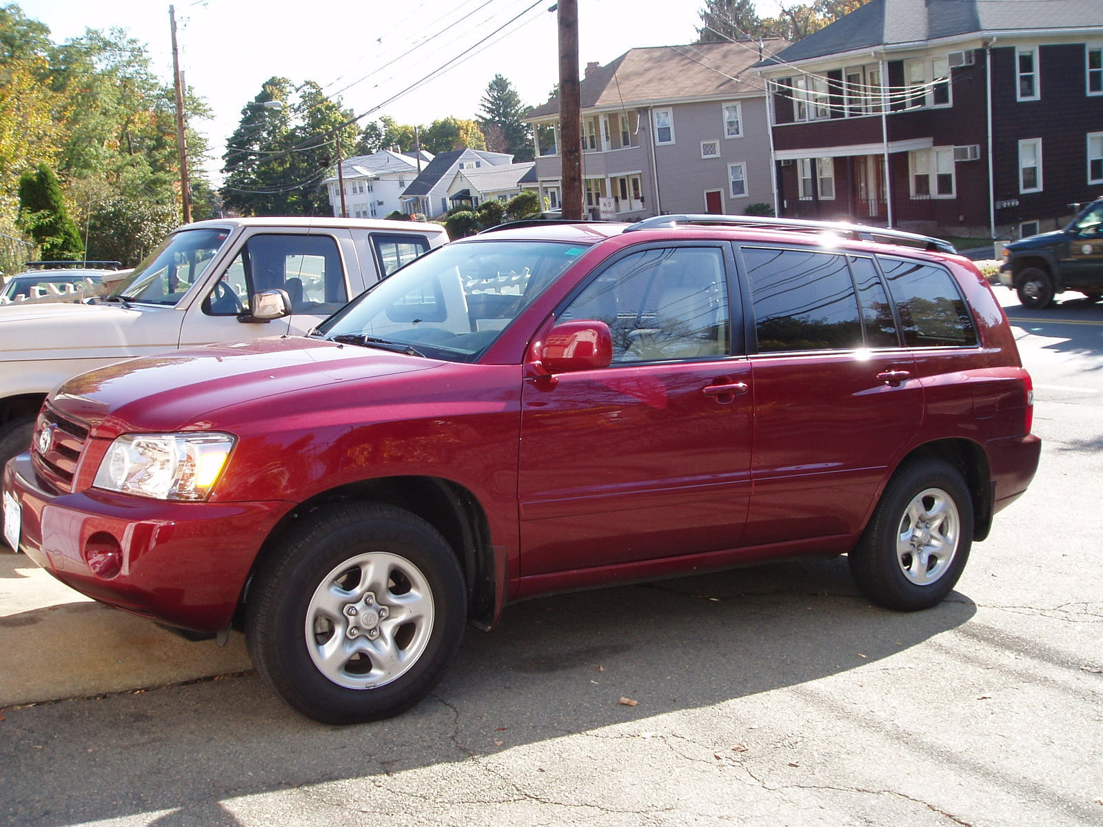 2004 Toyota Highlander Base picture
