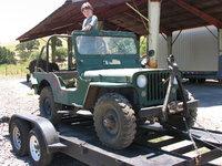 1953 Jeep CJ3B Overview