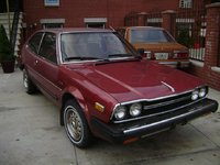 1980 Honda Accord 2 DR Hatchback, front side view, exterior