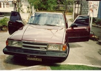1984 Toyota Cressida, 21 R engine, 4 speed manual transmission,  MY FAVORITE!!! , exterior