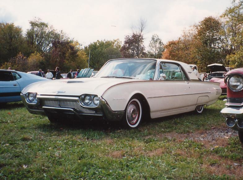 1976 Ford Granada For Sale 1961 Ford Thunderbird - Overview - CarGurus
