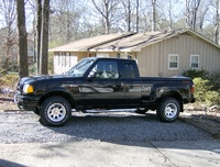 2004 Ford Ranger 2 Dr Edge Extended Cab SB picture, exterior