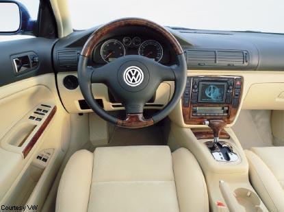 2003 Volkswagen Passat Images