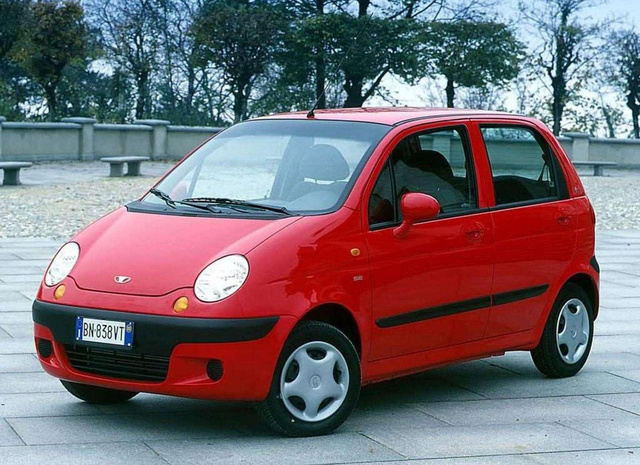 Picture of 2002 Daewoo Matiz