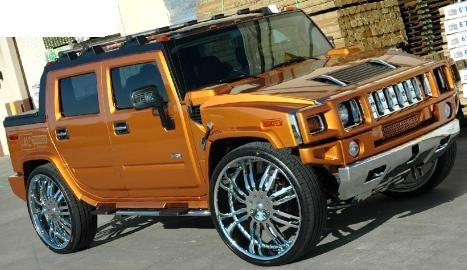 2009 Hummer H2 SUT