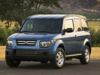2007 Honda Element Picture Gallery
