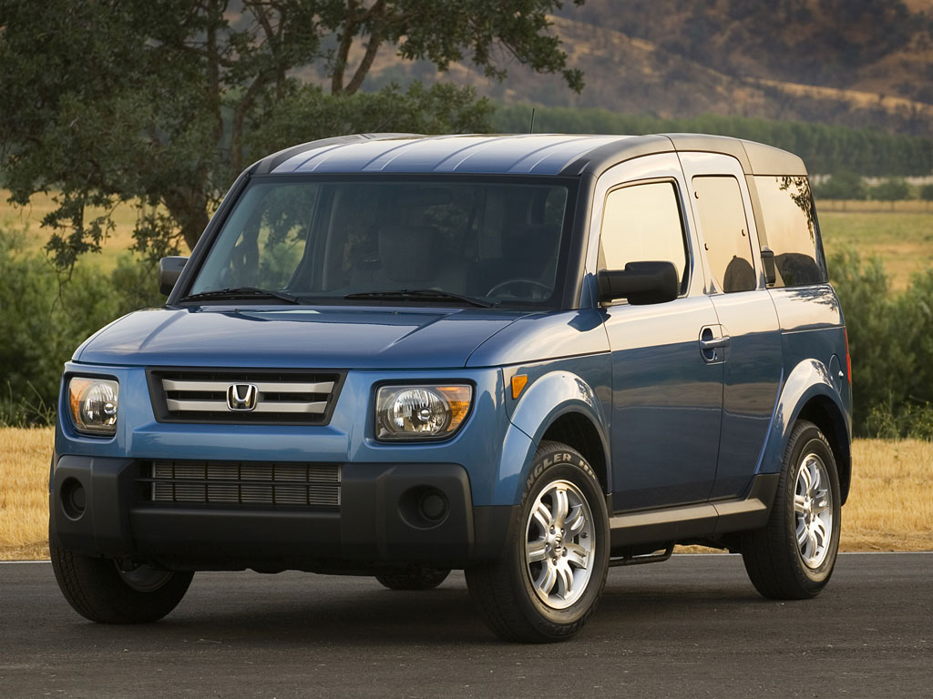 2007 Honda Element Overview Cargurus