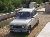 1984 Renault 4 Picture Gallery