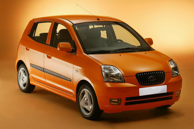 Picture of 2005 Kia Picanto, exterior