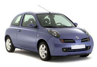 Picture of 2002 Nissan Micra, exterior