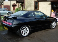 2000 Alfa Romeo GTV Overview