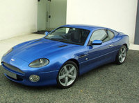 2002 Aston Martin DB7 Picture Gallery