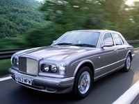 2003 Bentley Arnage Overview