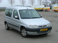 2001 Citroen Berlingo Overview