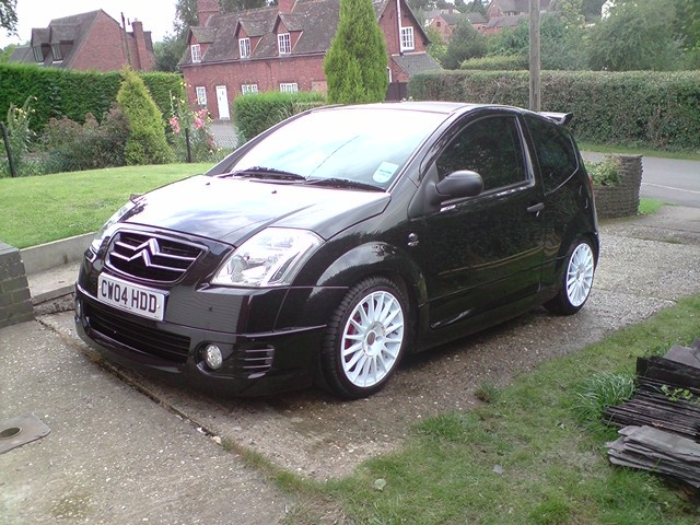 Picture of 2004 Citroen C2, exterior, gallery_worthy