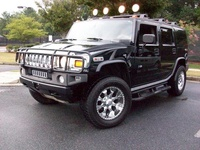 2004 Hummer H2 Overview