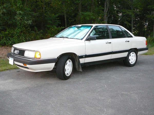 1988 Audi 5000 - User Reviews - CarGurus