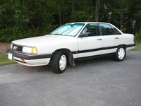 1988 Audi 5000 Overview