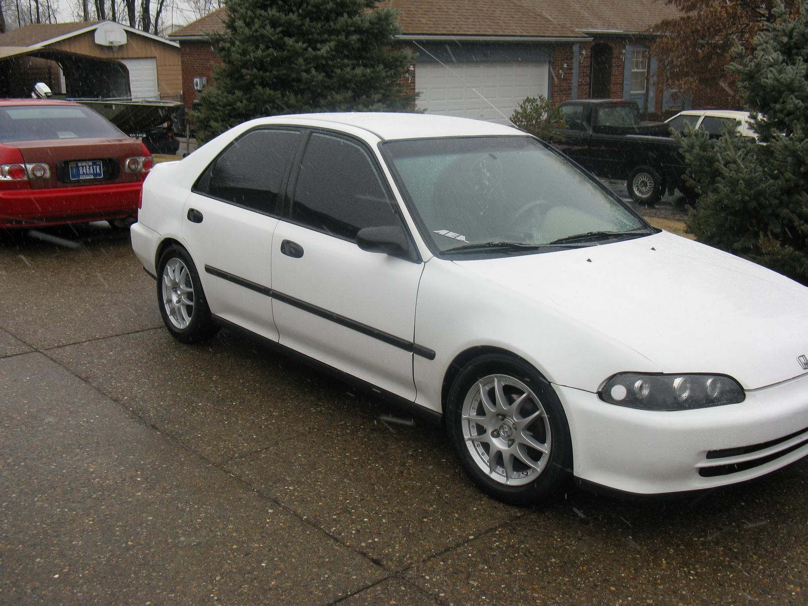 1993 Honda Civic Pictures Cargurus