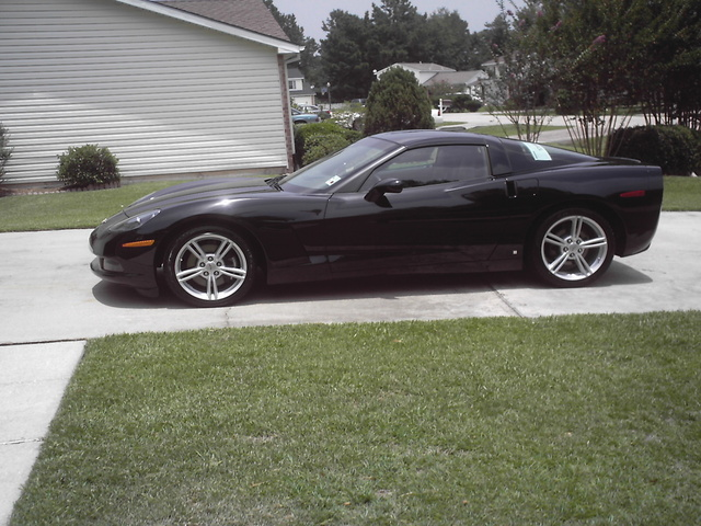 Picture of 2008 Chevrolet Corvette Coupe, exterior