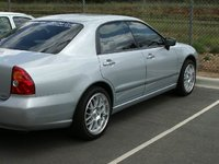 2005 Mitsubishi Magna Overview