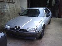 1988 Alfa Romeo 164 Overview
