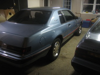 1986 Ford Thunderbird picture, exterior