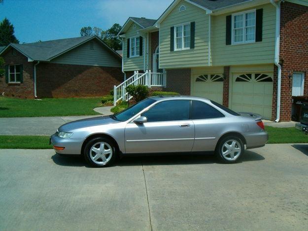 Picture of 1997 Acura CL 2.2 Premium, exterior