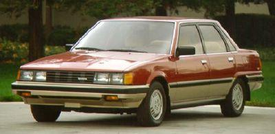 1984 Toyota Camry LE Sedan picture