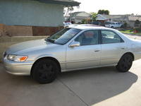 2001 Toyota Camry LE picture, exterior