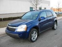 2006 Chevrolet Equinox Picture Gallery