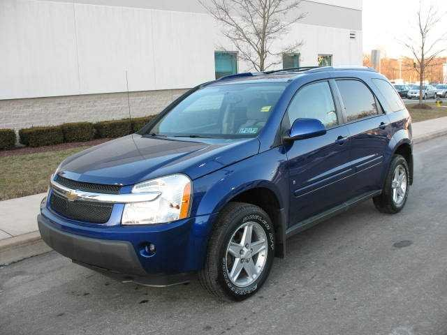 2006 Chevrolet Equinox LT AWD picture