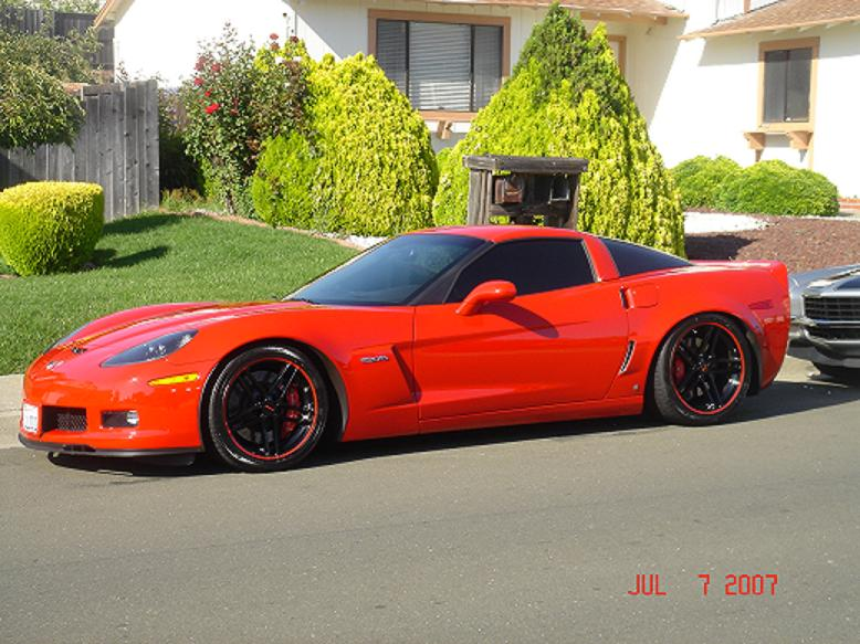 Picture of 2006 Chevrolet Corvette Z06, exterior