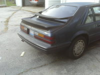 Picture of 1984 Ford Mustang SVO Hatchback RWD, exterior, gallery_worthy