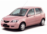 2004 Mazda Demio Overview