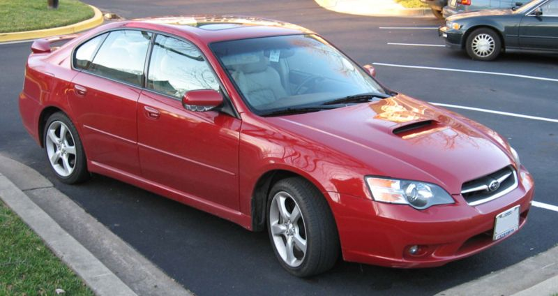 Picture of 2006 Subaru Legacy 2.5 GT Limited