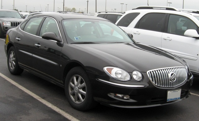 Picture of 2008 Buick LaCrosse