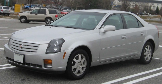 2006 Cadillac Cts - Overview