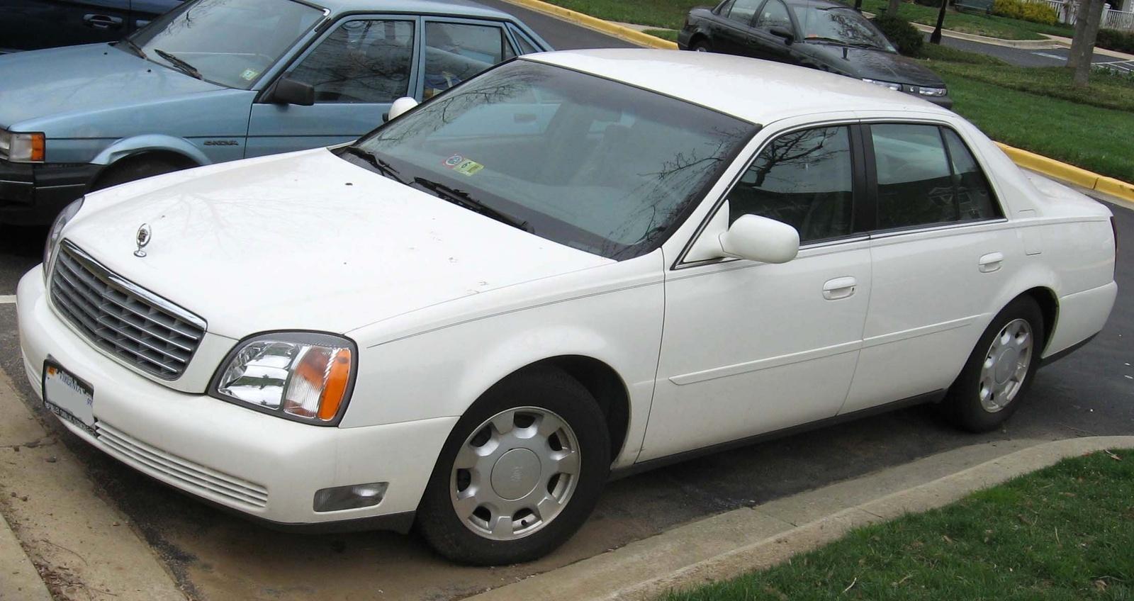 Cadillac Deville Pic X