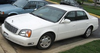 2004 Cadillac DeVille Picture Gallery