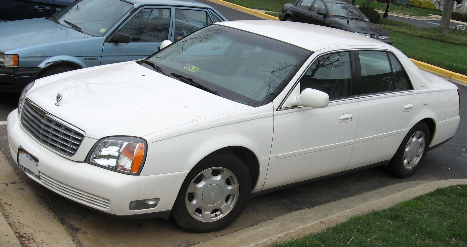 Picture of 2004 Cadillac DeVille