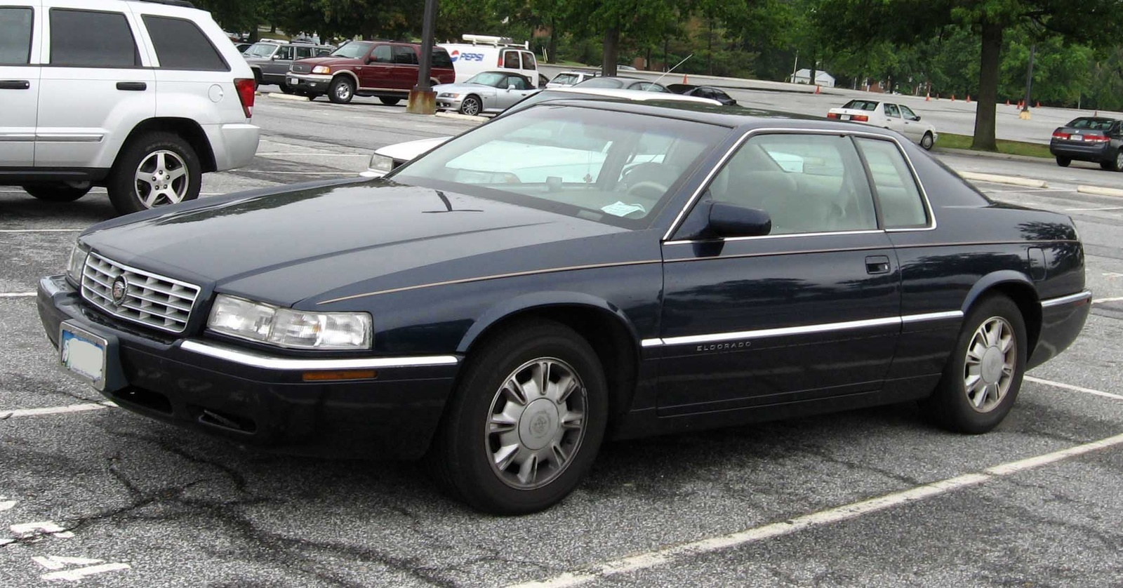 2000 Cadillac Eldorado - Overview - CarGurus